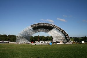 Steelyard Build - Creamfields 2016